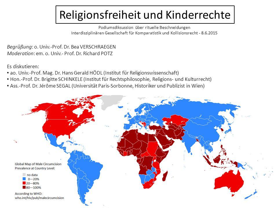 Religionsfreiheit und Kinderrechte
