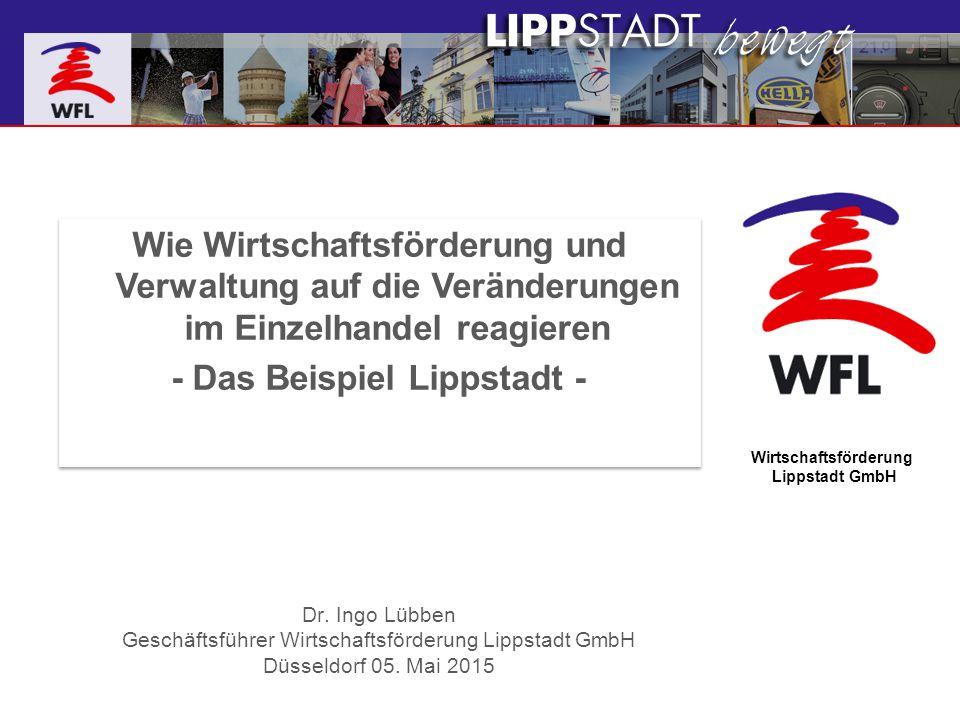 - Das Beispiel Lippstadt - Wirtschaftsförderung