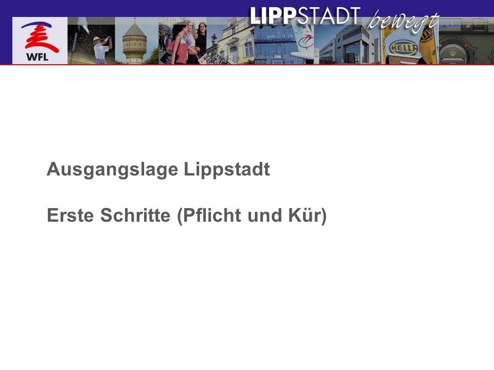 Ausgangslage Lippstadt