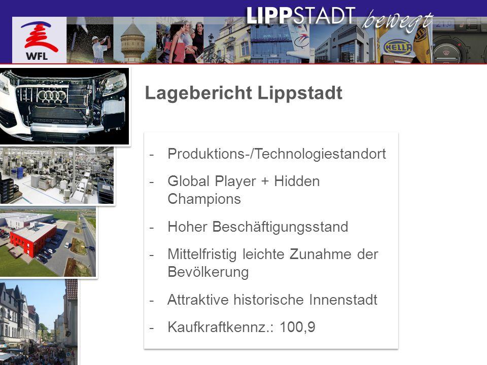 Lagebericht Lippstadt