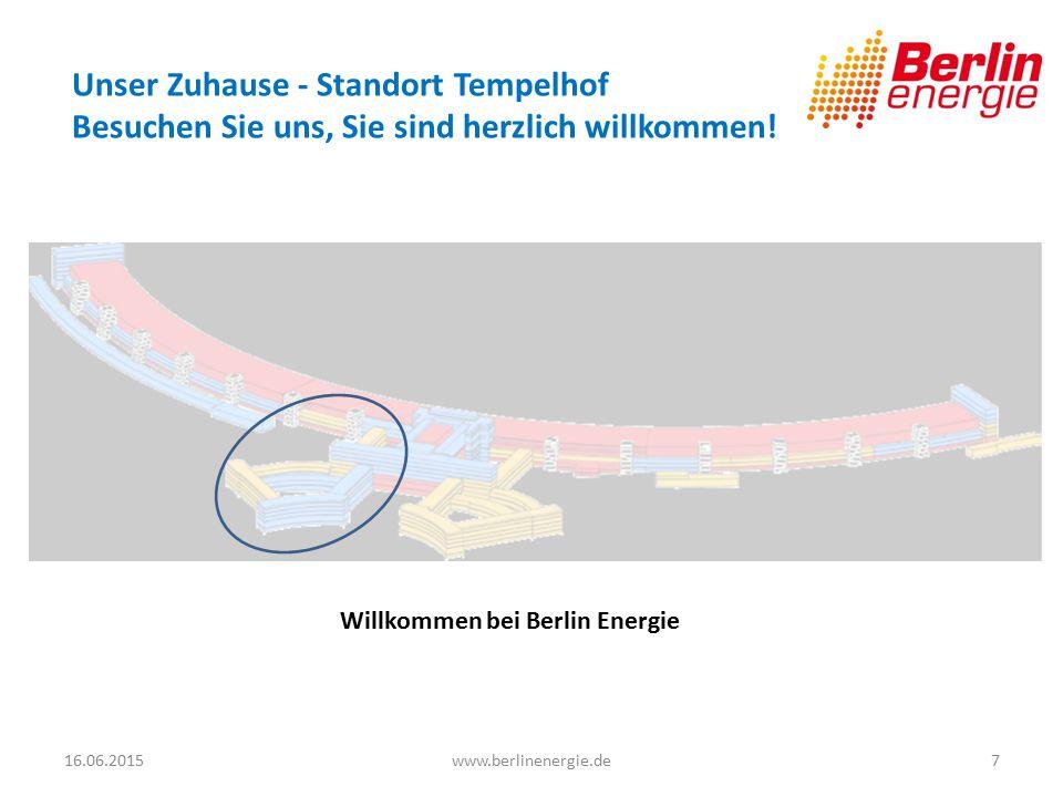 Willkommen bei Berlin Energie
