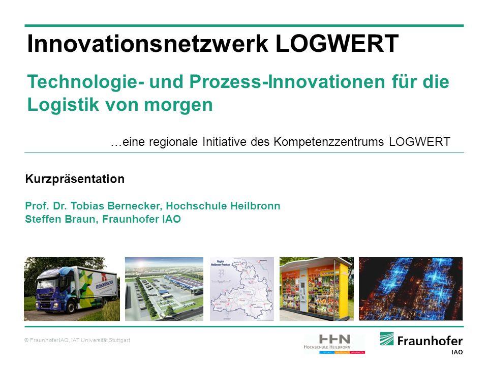 Innovationsnetzwerk LOGWERT