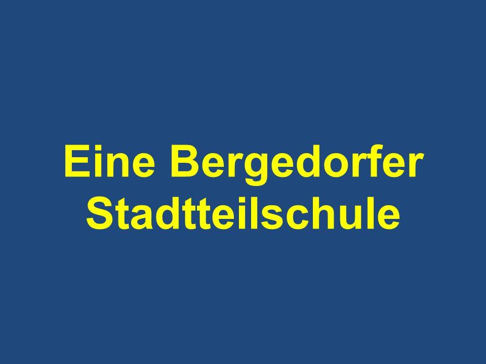 Eine Bergedorfer Stadtteilschule