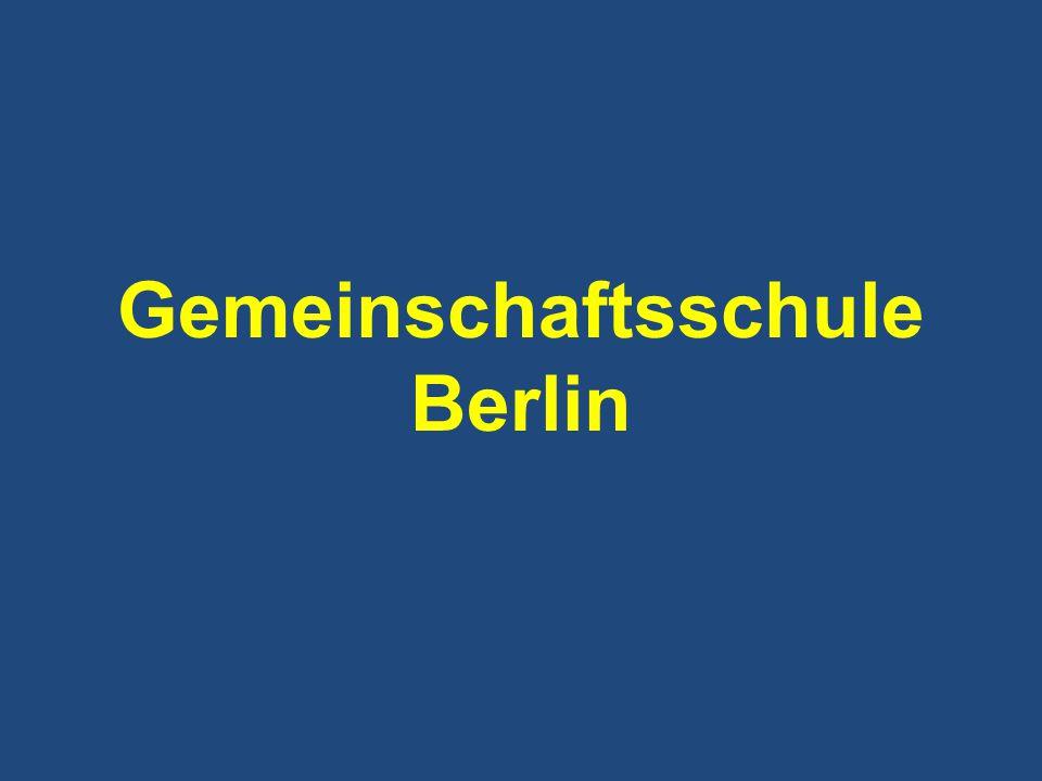 Gemeinschaftsschule Berlin