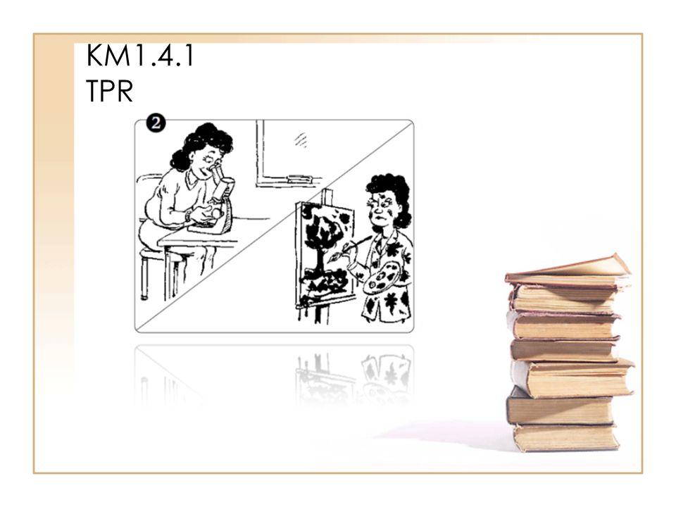 KM1.4.1 TPR Dann hat sie Bio und Kunst. Kunst macht keinen Spaß.