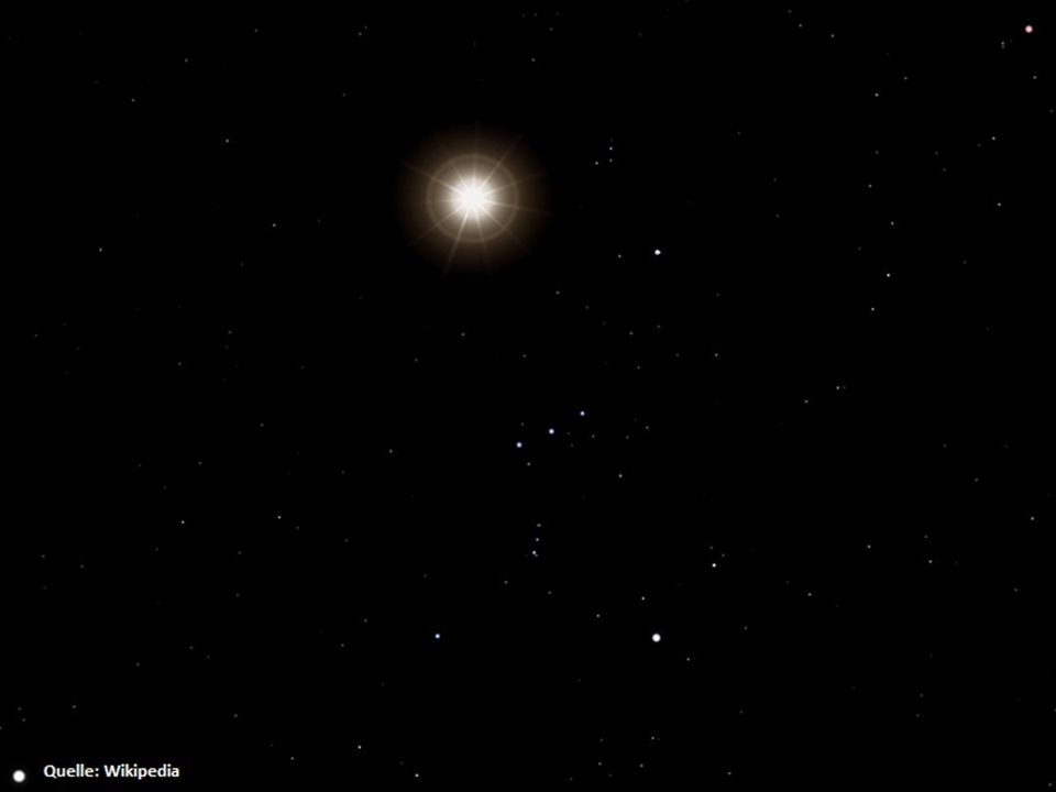 Typ II Supernova