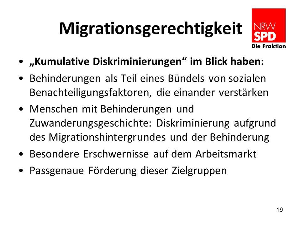 Migrationsgerechtigkeit
