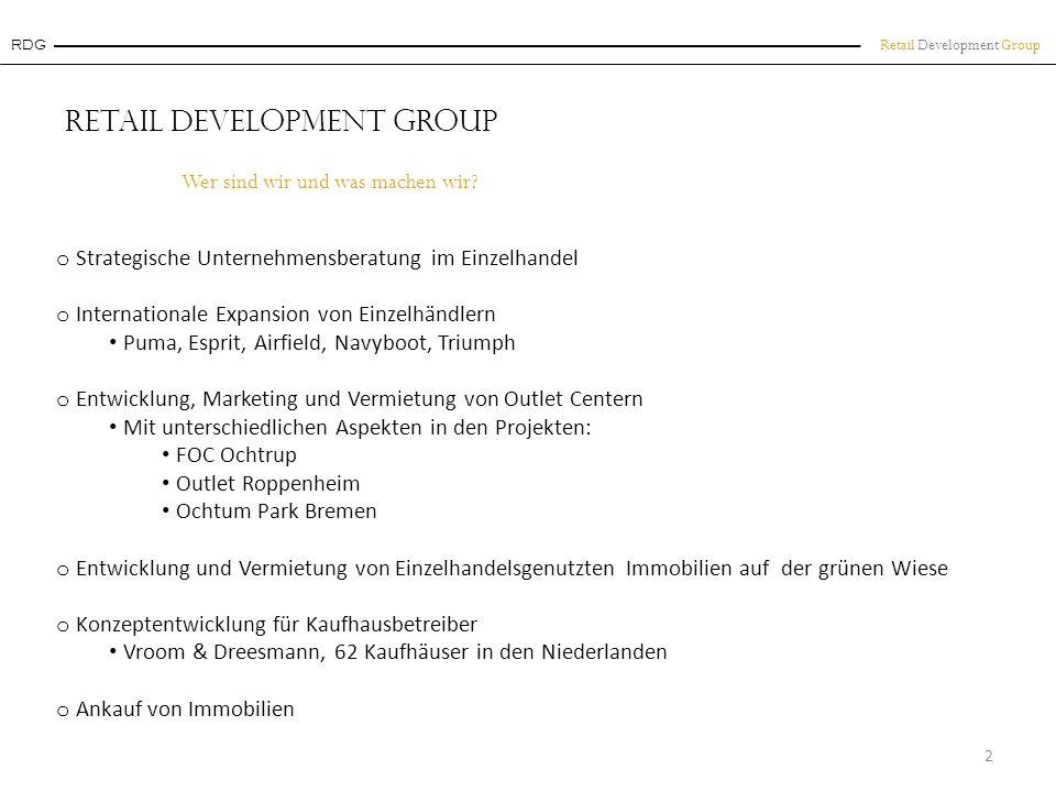 Retail Development Group