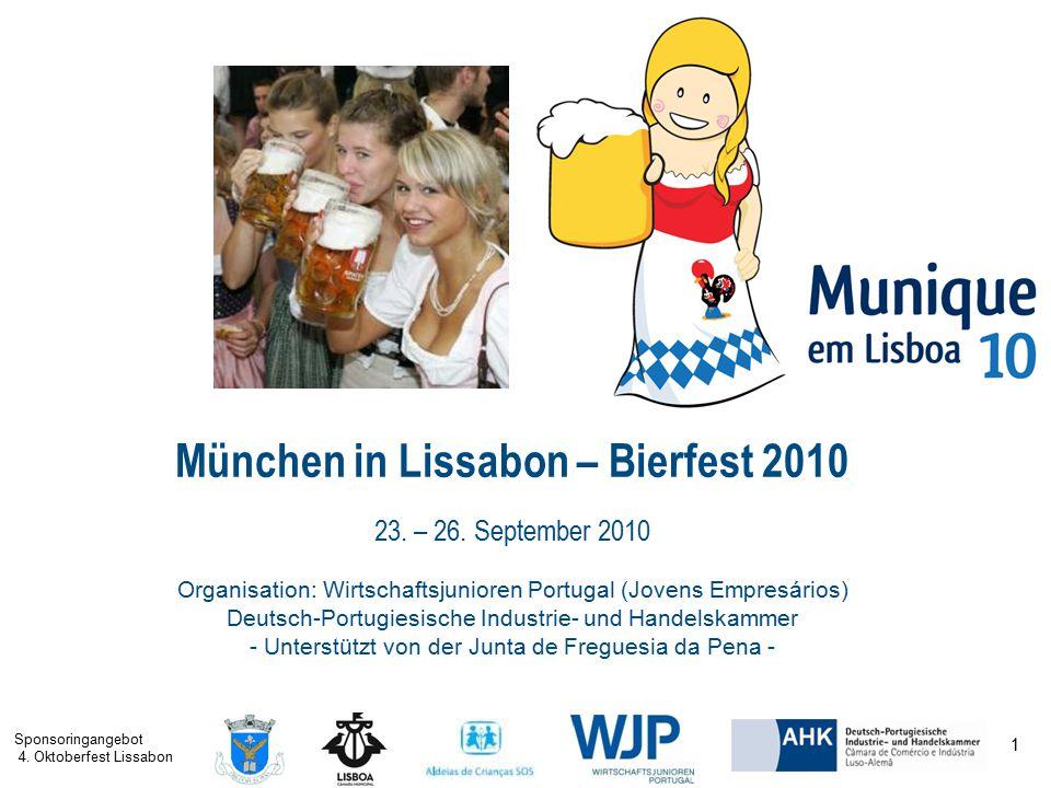 München in Lissabon – Bierfest 2010