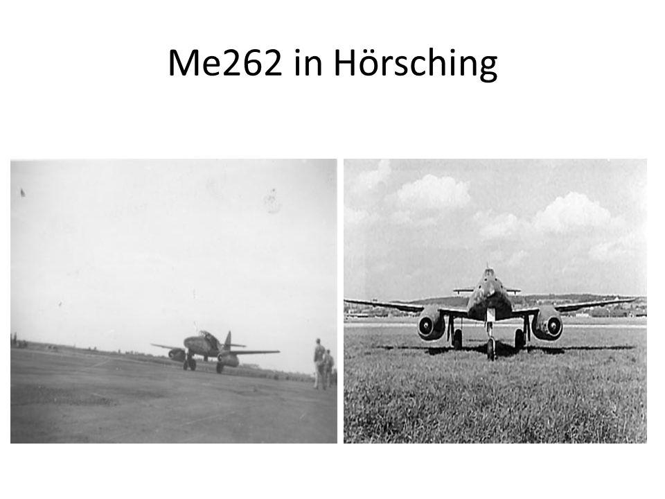Me262 in Hörsching