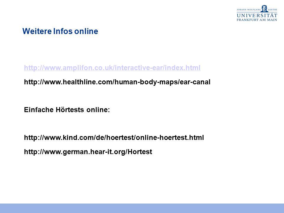Weitere Infos online http://www.amplifon.co.uk/interactive-ear/index.html. http://www.healthline.com/human-body-maps/ear-canal.