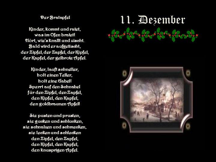 11. Dezember