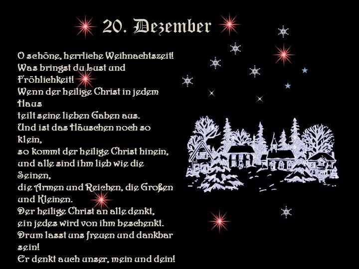20. Dezember
