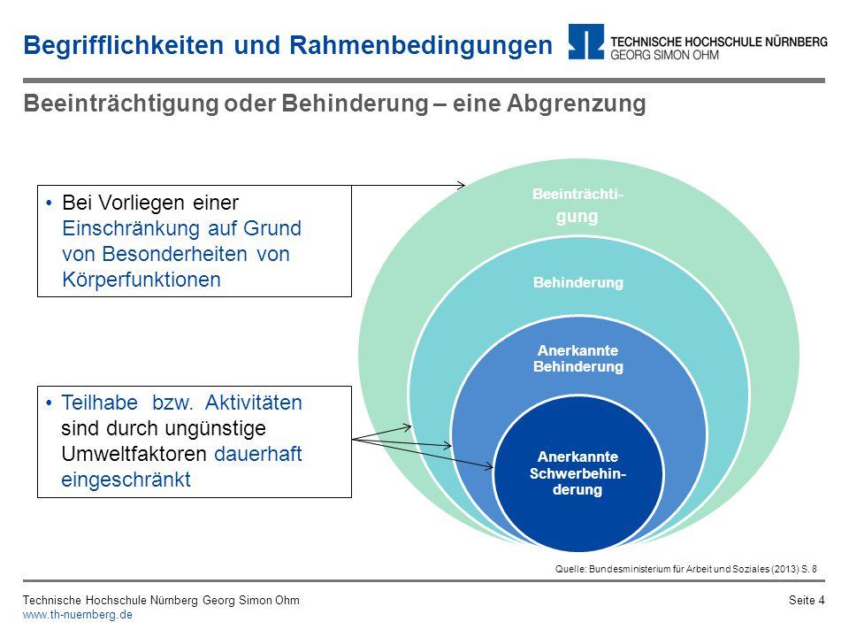 Begrifflichkeiten und Rahmenbedingungen
