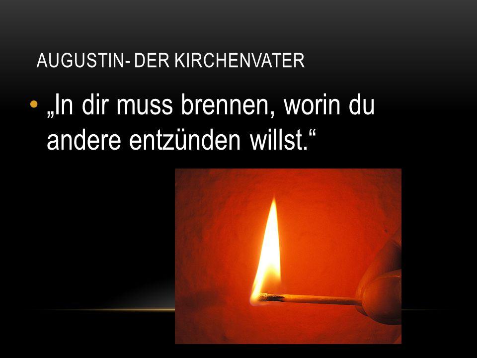 Augustin- der Kirchenvater