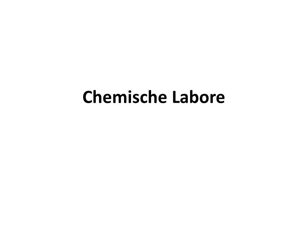 Chemische Labore