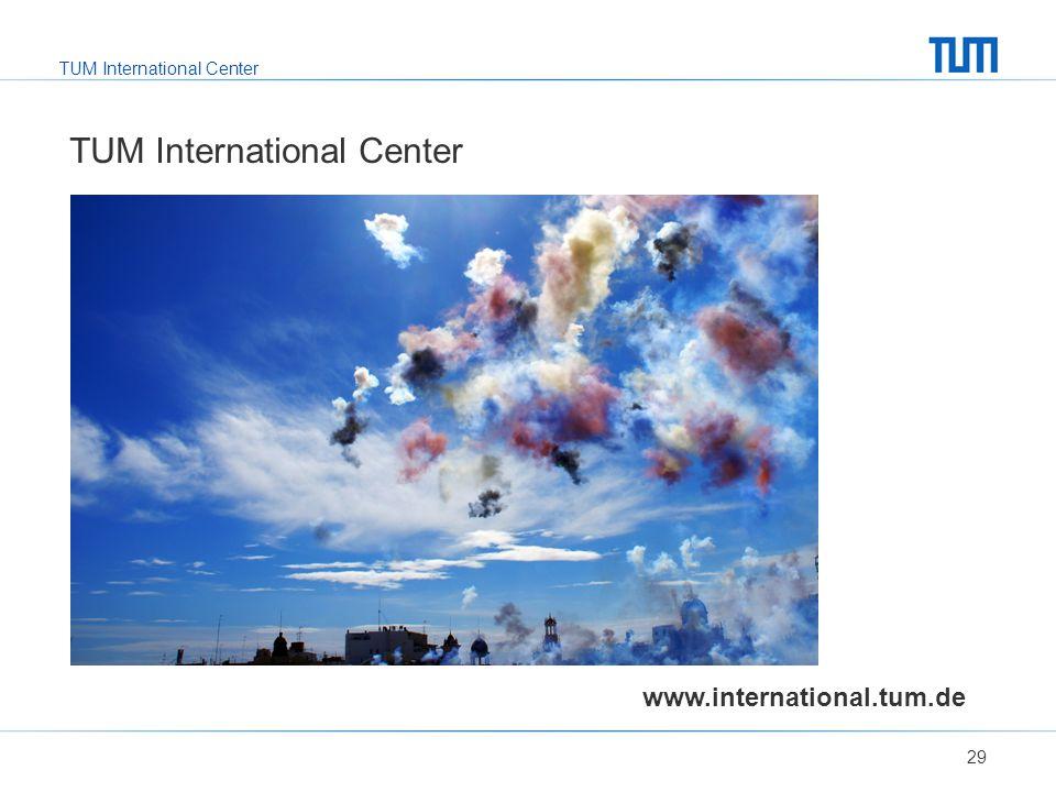 TUM International Center