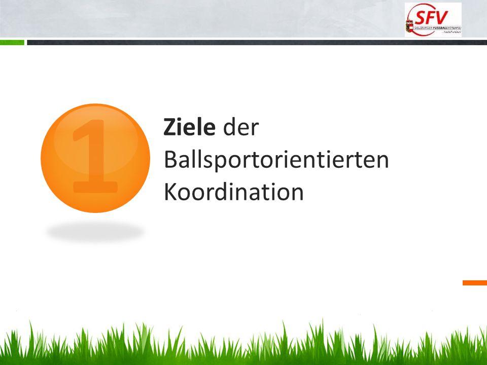 Ziele der Ballsportorientierten Koordination