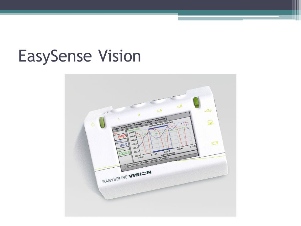 EasySense Vision