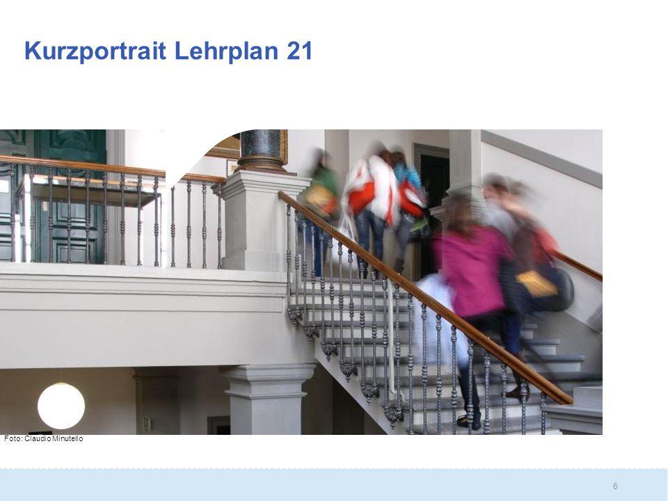Kurzportrait Lehrplan 21