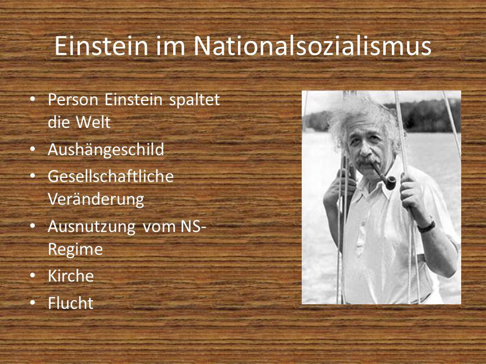 Einstein im Nationalsozialismus