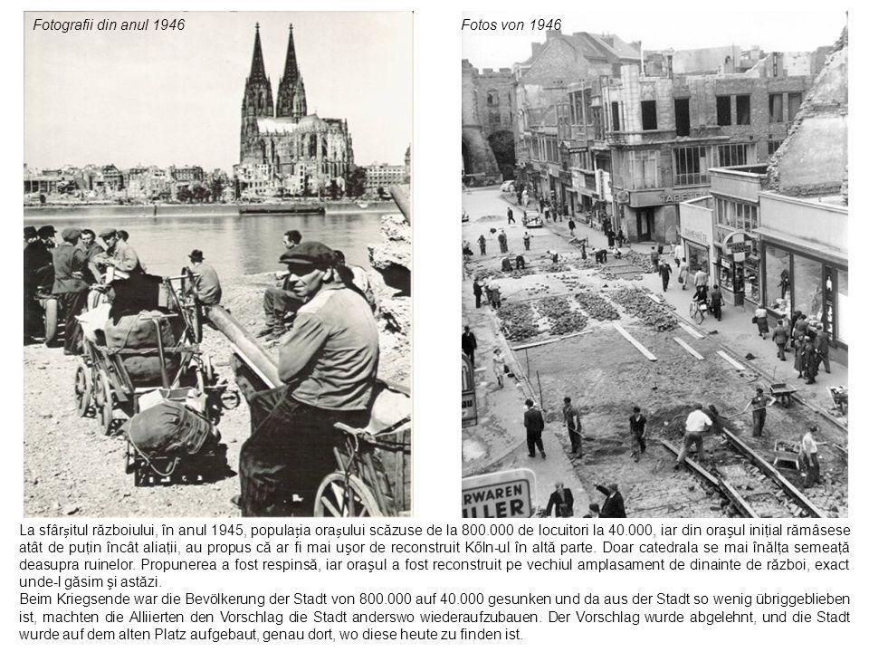 Fotografii din anul 1946 Fotos von 1946
