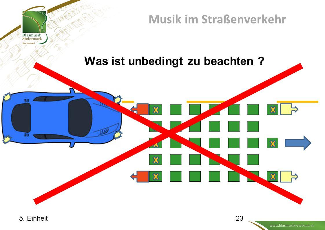 Musik im Straßenverkehr Was ist unbedingt zu beachten