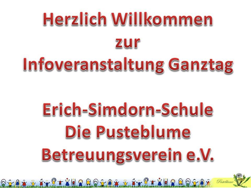 Infoveranstaltung Ganztag Erich-Simdorn-Schule