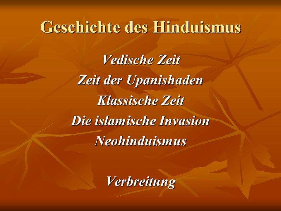 Geschichte des Hinduismus