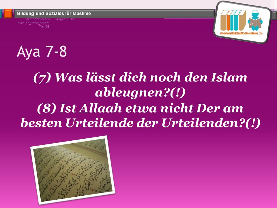 Medienbibliothek-islam.de_Tafsir_sure at-Tin (95)