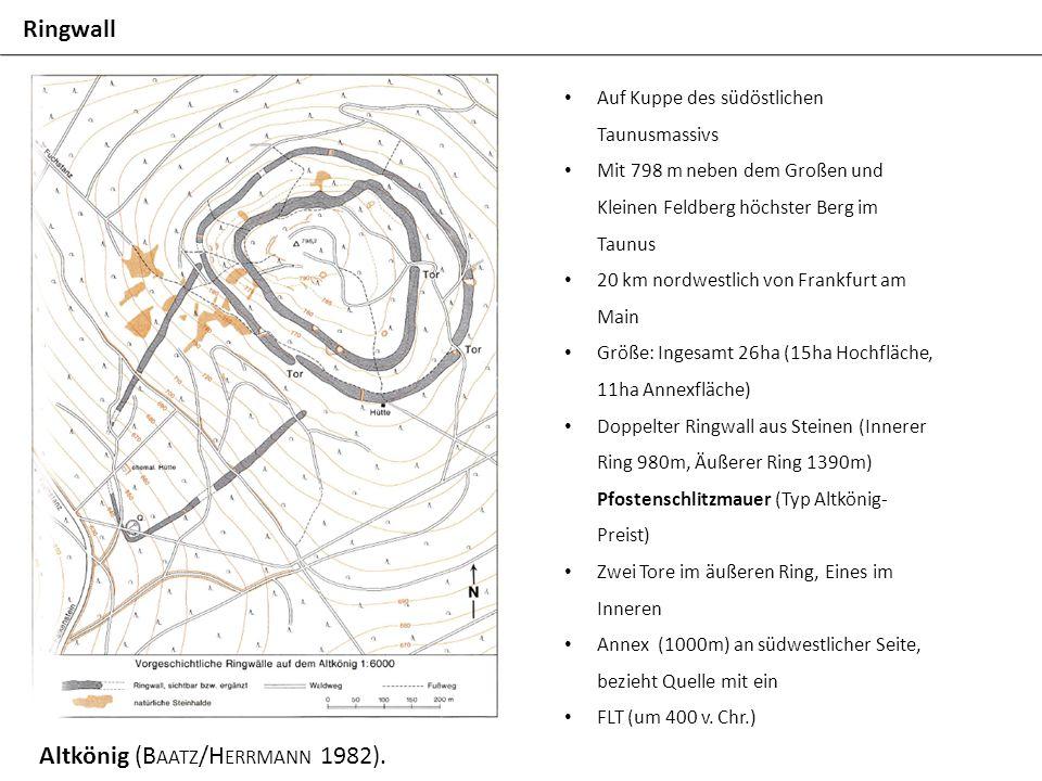 Altkönig (Baatz/Herrmann 1982).