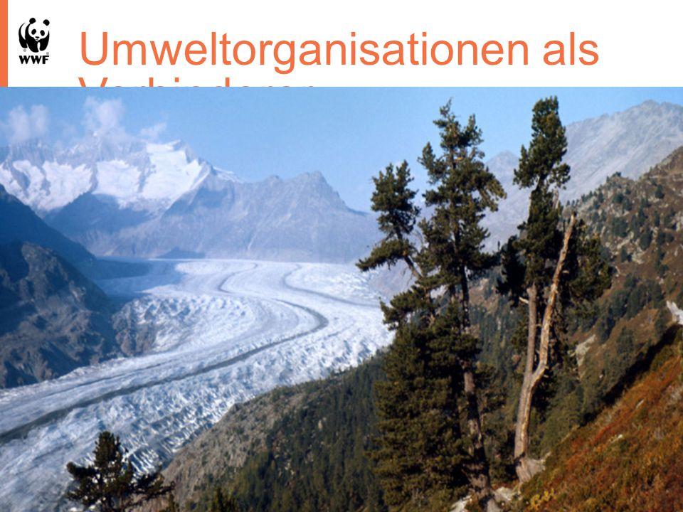 Umweltorganisationen als Verhinderer