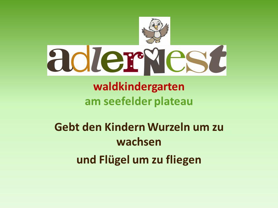 waldkindergarten am seefelder plateau