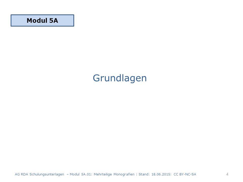 Modul 5A Grundlagen.