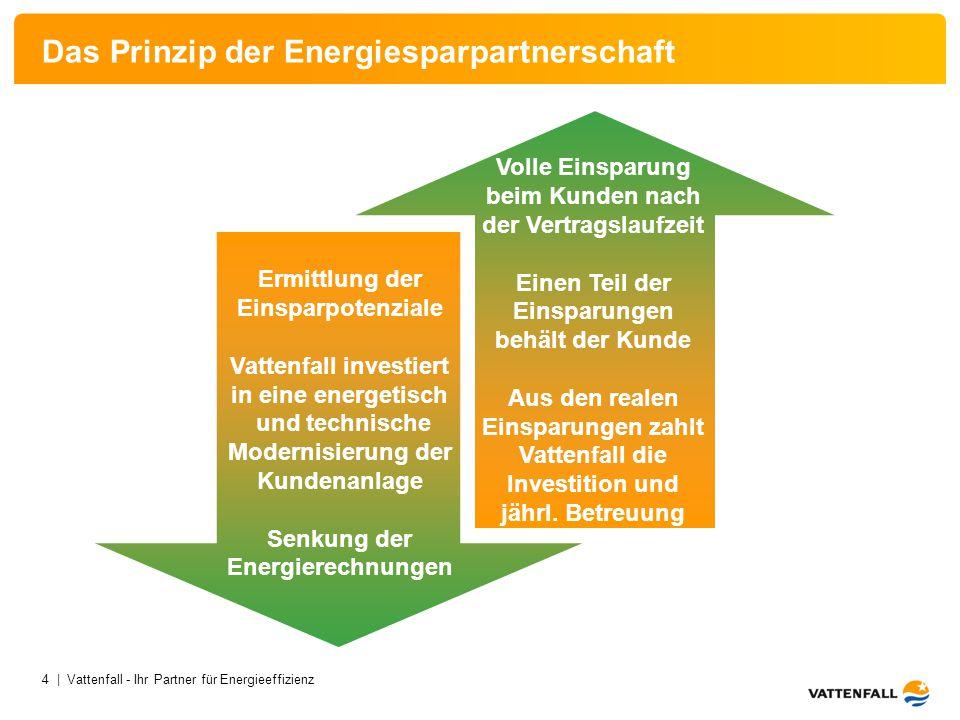 Das Prinzip der Energiesparpartnerschaft
