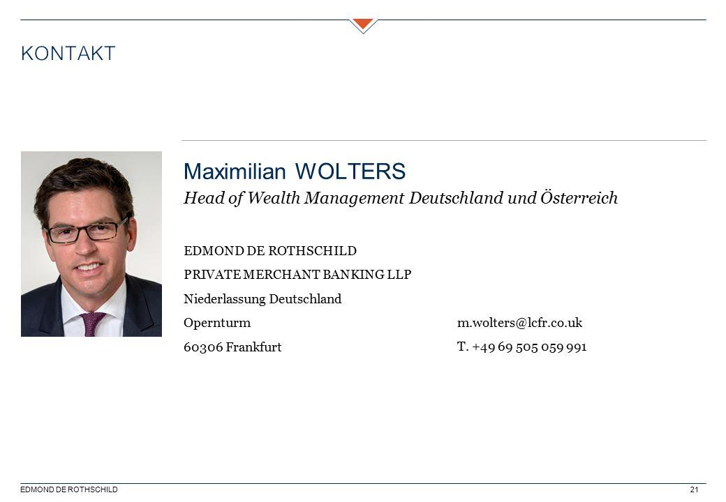 Maximilian WOLTERS kontakt