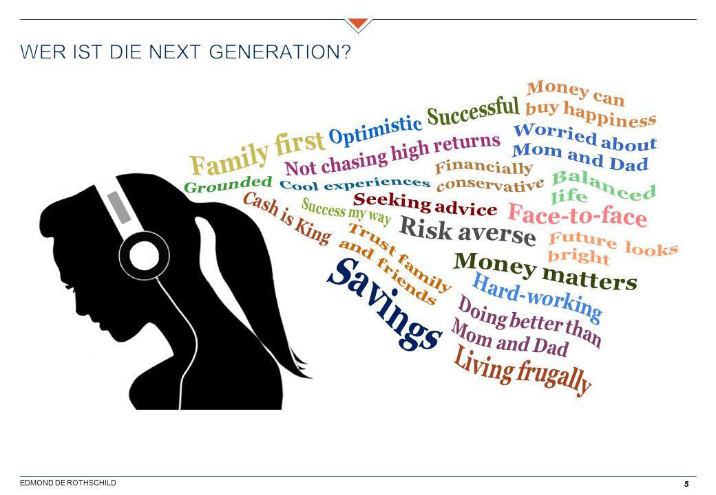 Wer ist die next generation
