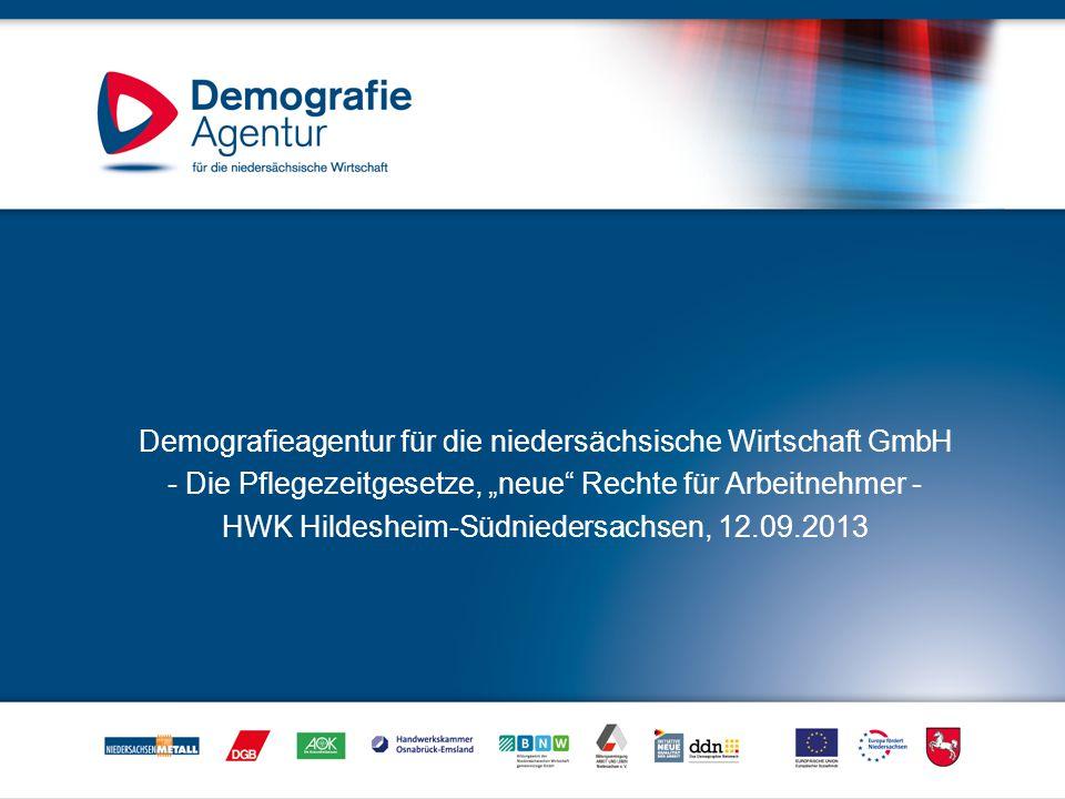 Demografieagentur für die niedersächsische Wirtschaft GmbH