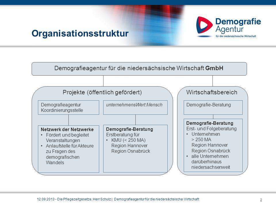 Organisationsstruktur