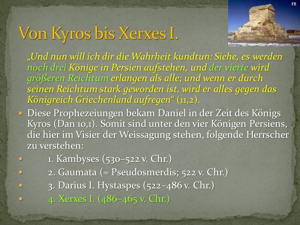 FB Von Kyros bis Xerxes I.