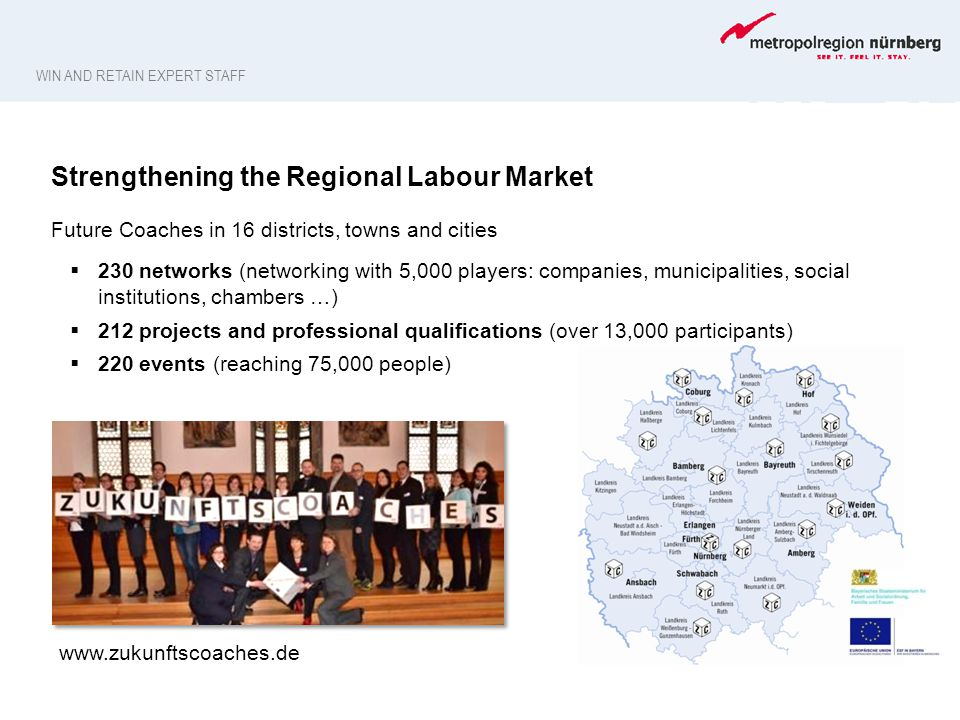 Strengthening the Regional Labour Market