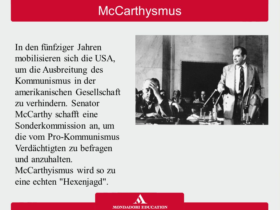 McCarthysmus