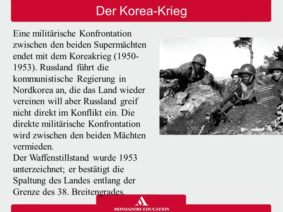 Der Korea-Krieg