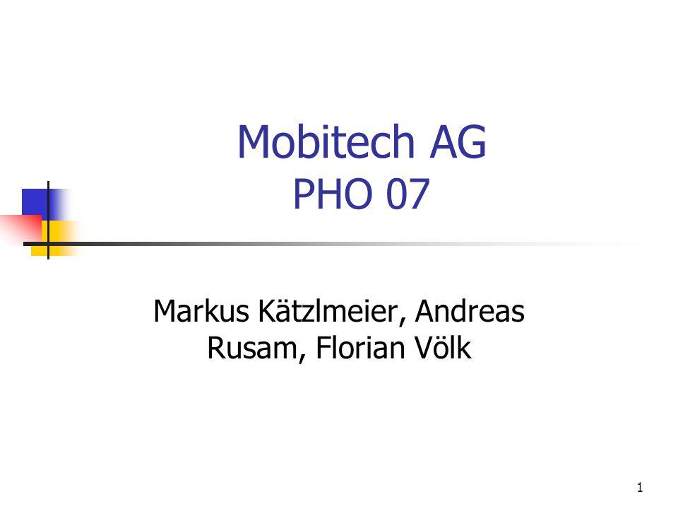 Markus Kätzlmeier, Andreas Rusam, Florian Völk