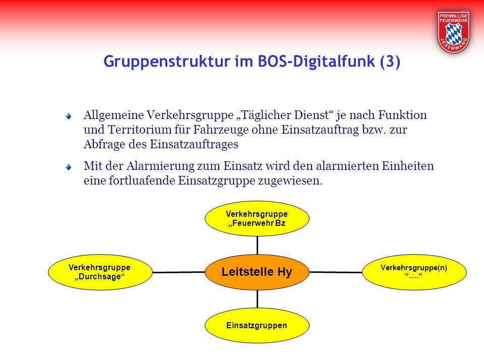 Gruppenstruktur im BOS-Digitalfunk (3)