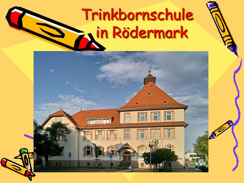 Trinkbornschule in Rödermark