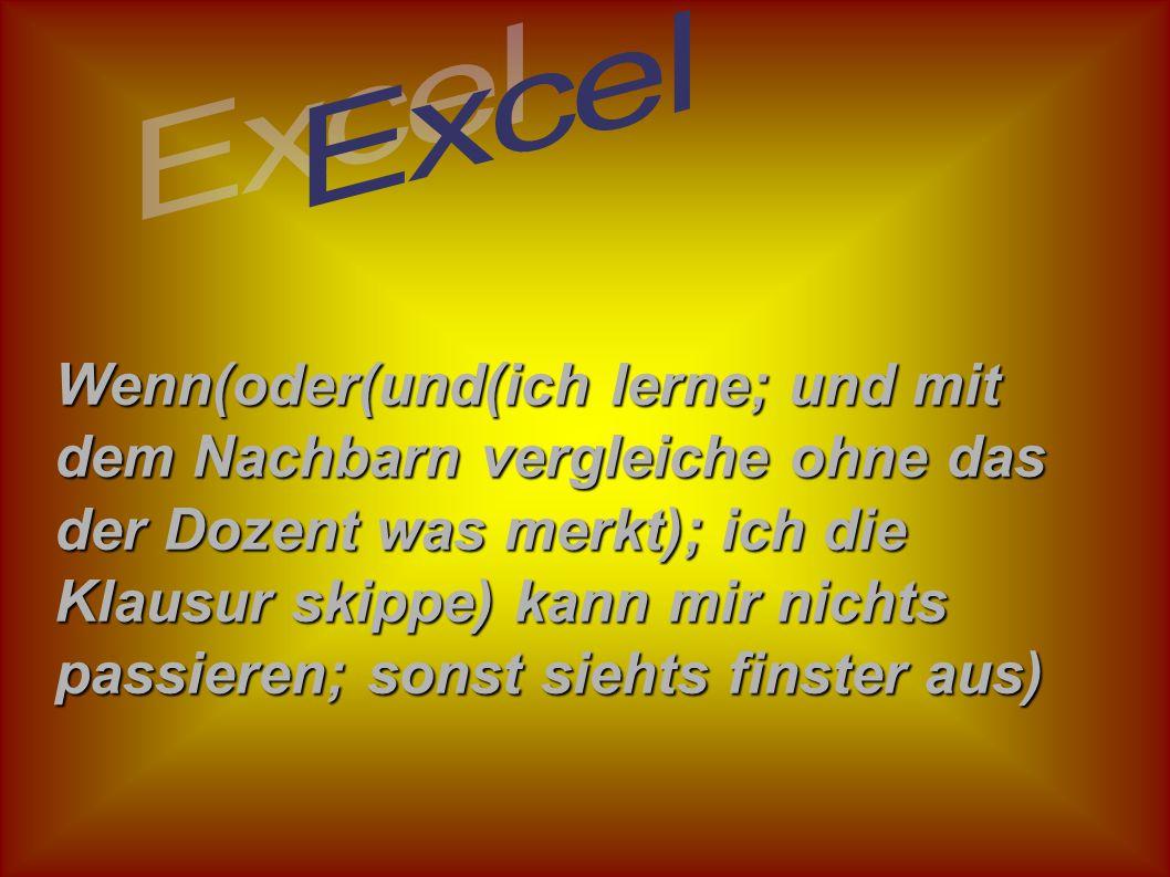 Excel Excel.