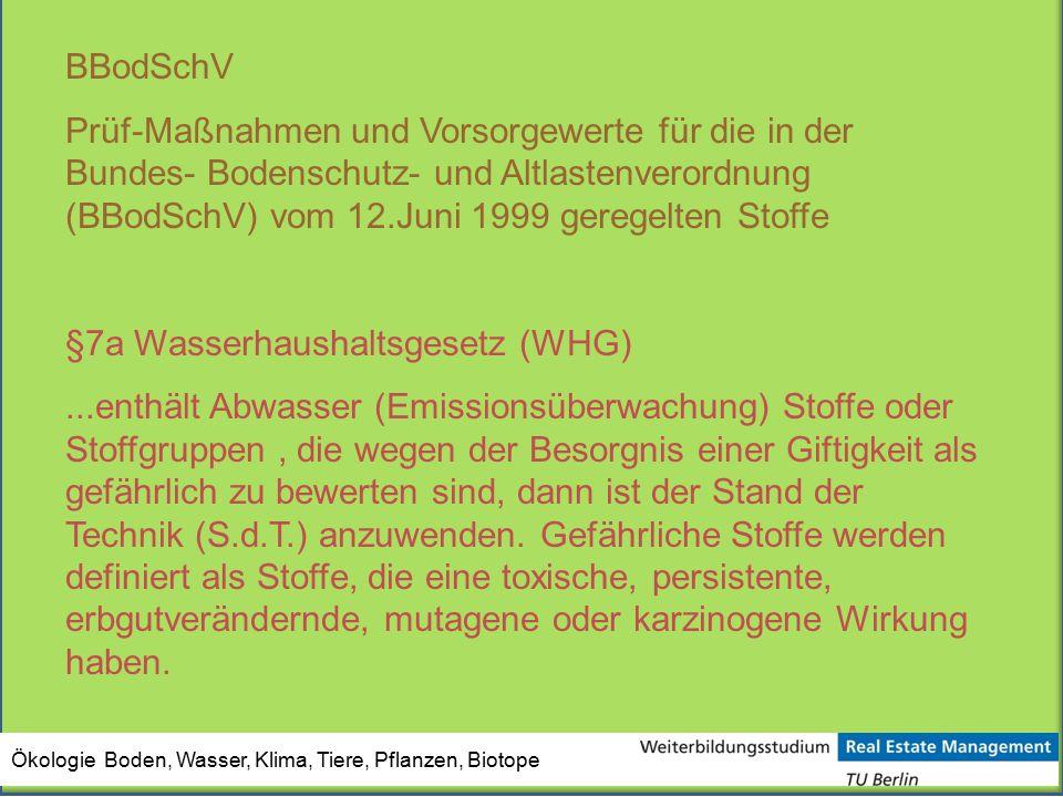 §7a Wasserhaushaltsgesetz (WHG)