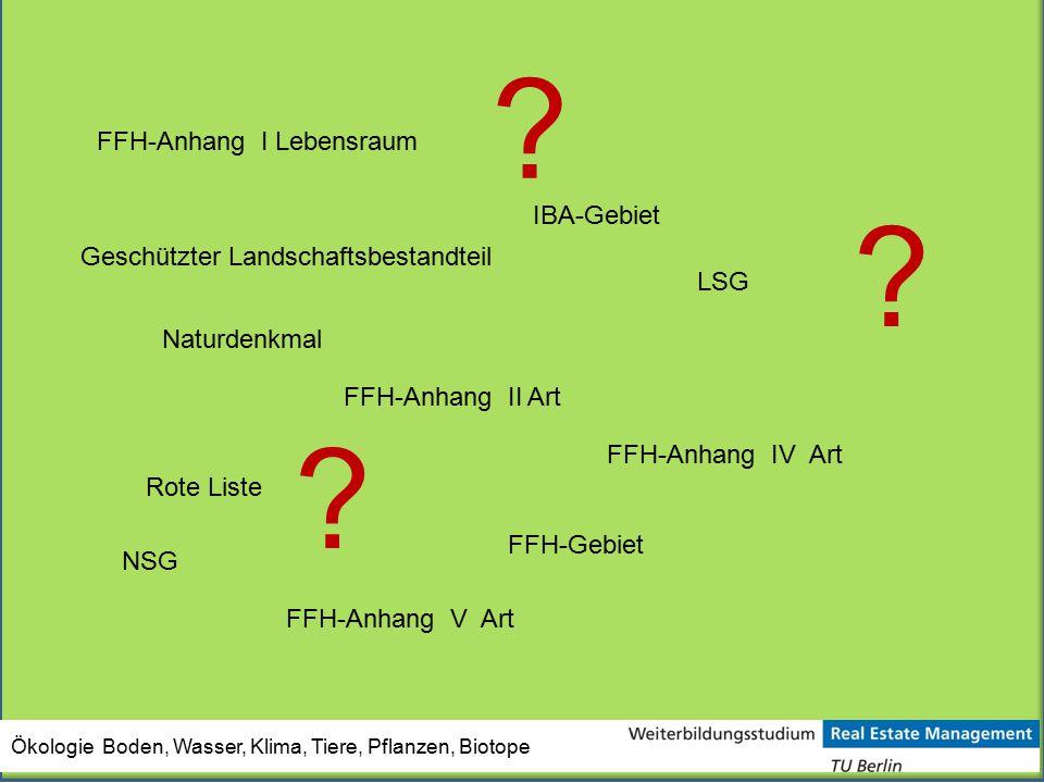 FFH-Anhang I Lebensraum IBA-Gebiet