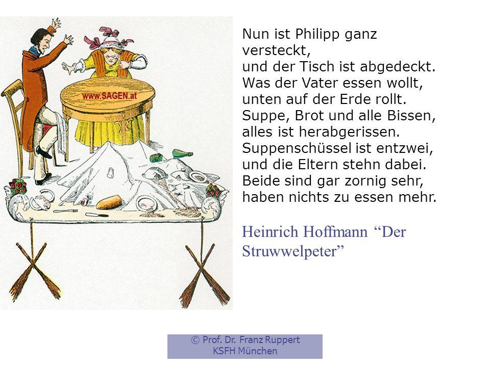 Heinrich Hoffmann Der Struwwelpeter